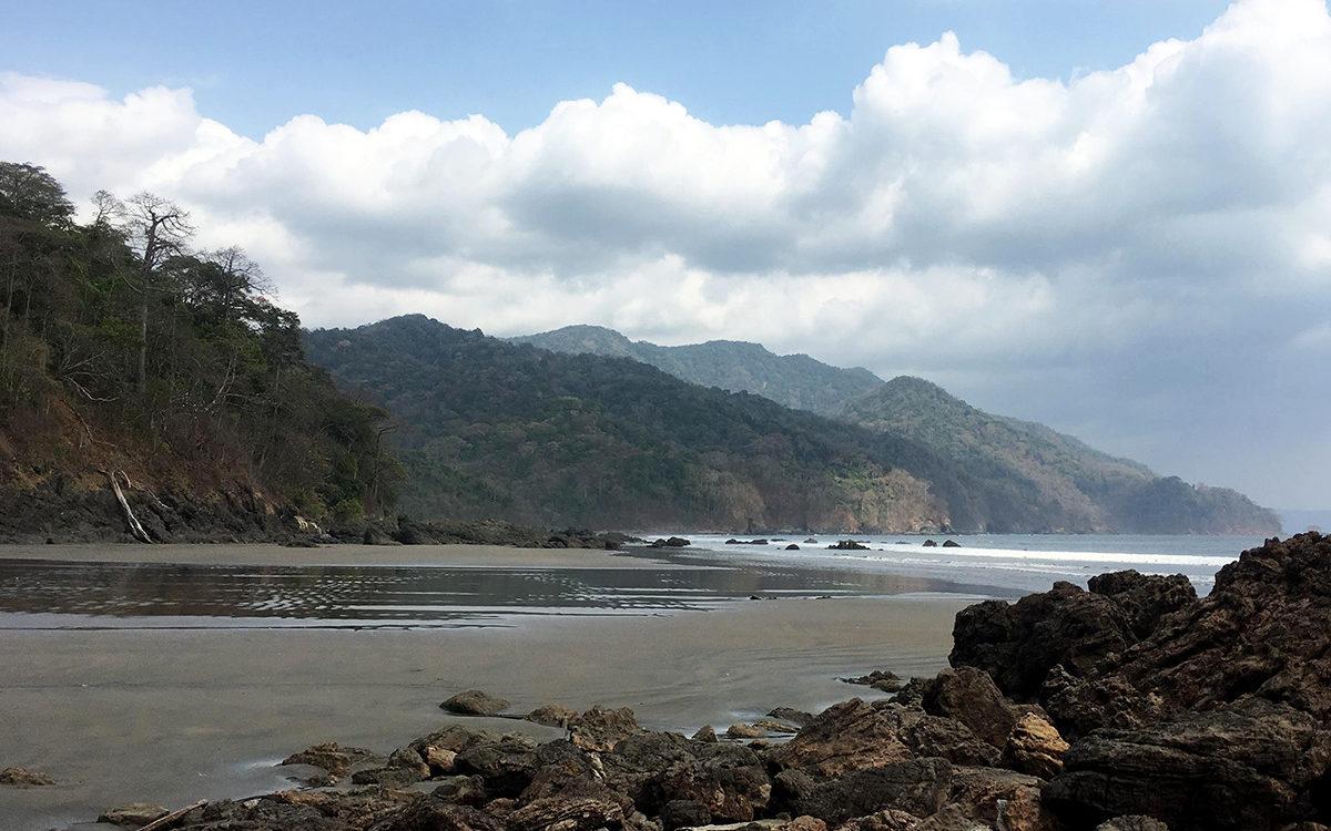 Darien Gap Beach