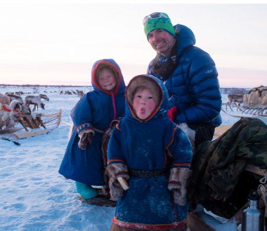 17-day Nenets Reindeer Migration | Siberia | Secret Compass