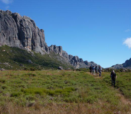 Trekking in Madagascar's Andringitra National Park