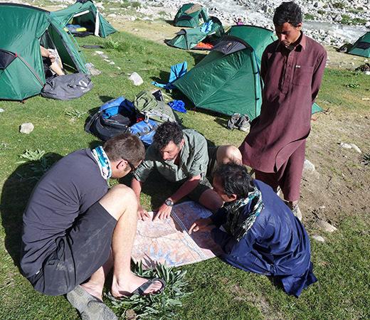 Afghanistan Camp Nav