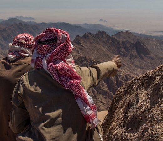 16-day Sinai Desert Expedition - Egypt | Secret Compass
