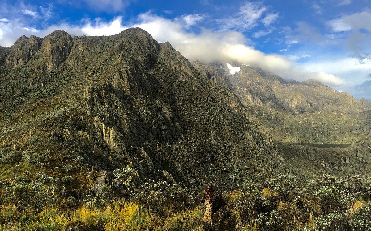 DRC Virunga Mountains