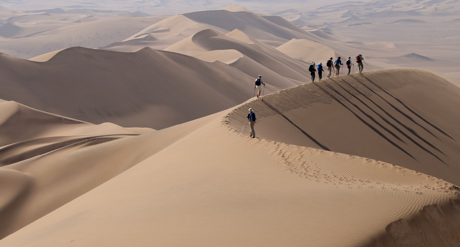 Iran Lut Desert trek image