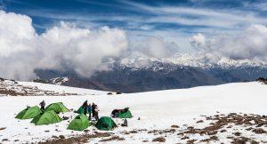 Kurdistan camping