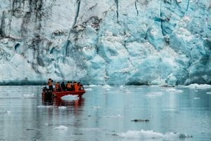 'Ice cold gig' in Greenland