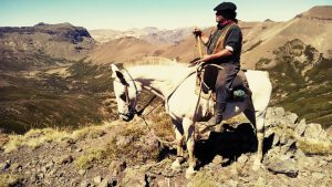 Horse riding with gauchos in Argentina