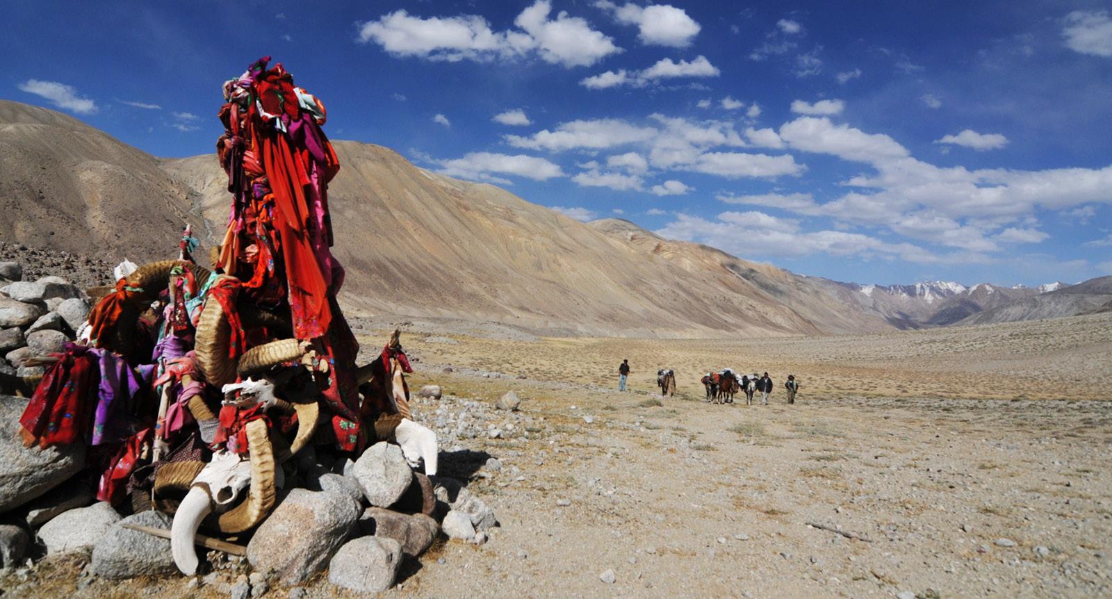 Wakhan Corridor Afghanistan Pamir mountains image