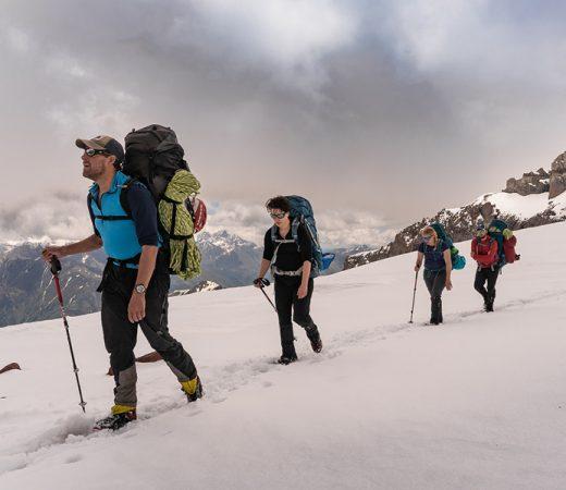Learn alpine skills in Georgia