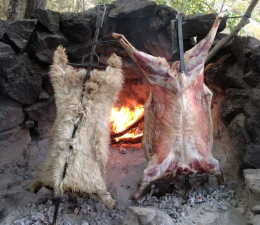 Argentina expedition Gaucho life asado barbecue