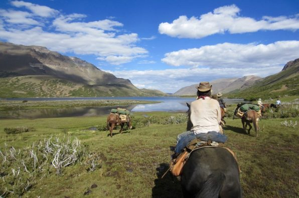 Argentina Gaucho Perfect Horseriding