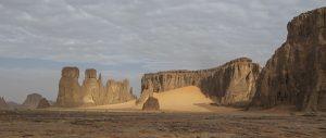 Chad Tibesti Plateau expedition image