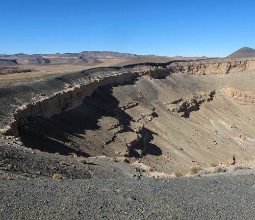 Chad, Tibesti Plateau