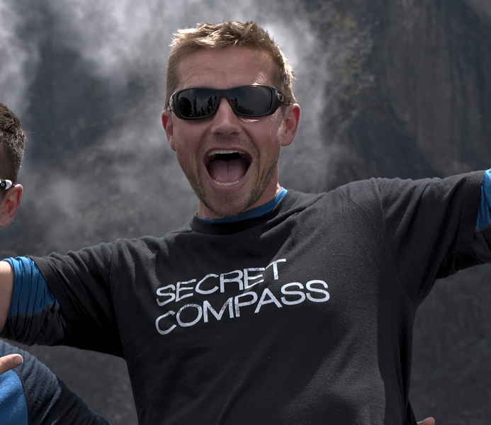 Dave Lucas image in DRC
