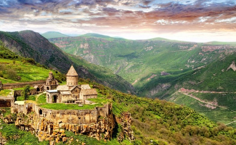 (c) boomsbeat, Tatev Monastery, Armenia expedition