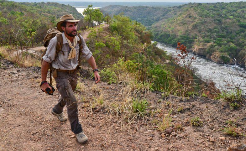 Levison Wood Walking the Nile