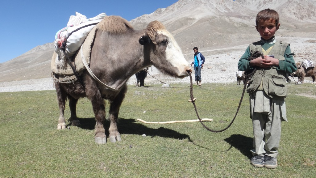 In photos- Afghanistan's Wakhan Corridor - Photo 6
