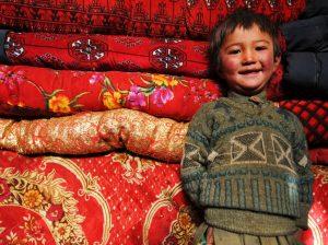 Afghanistan Wakhan Corridor, Children portrait