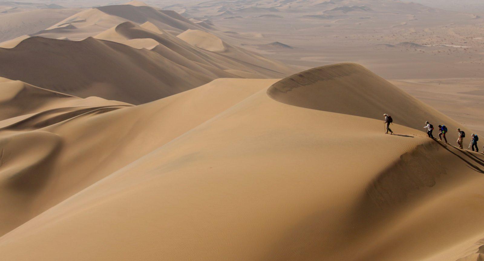 Iran Lut Desert dune