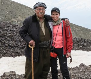 Iraqi Kurdistan expedition, mixing with the locals