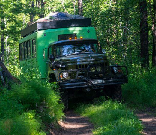 Kamchatka transportation