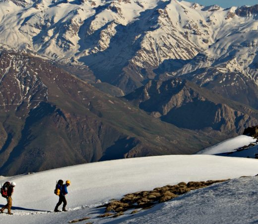 Secret Compass expeditions, Kurdistan Expedition mountain images Hero