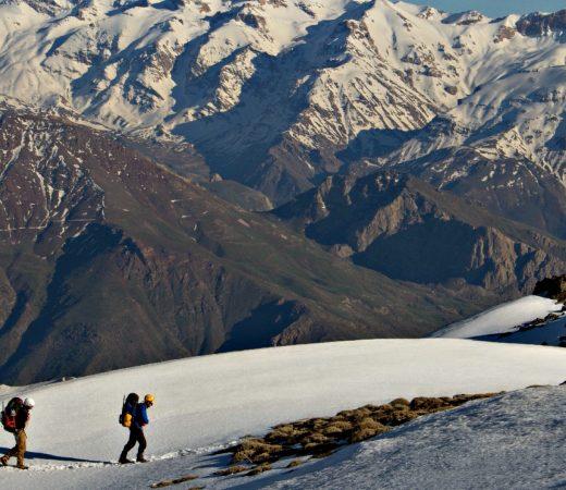 Secret Compass expeditions, Kurdistan Expedition mountain images Hero