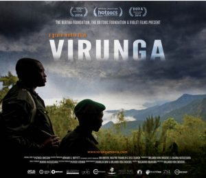 Virunga DRC film cover