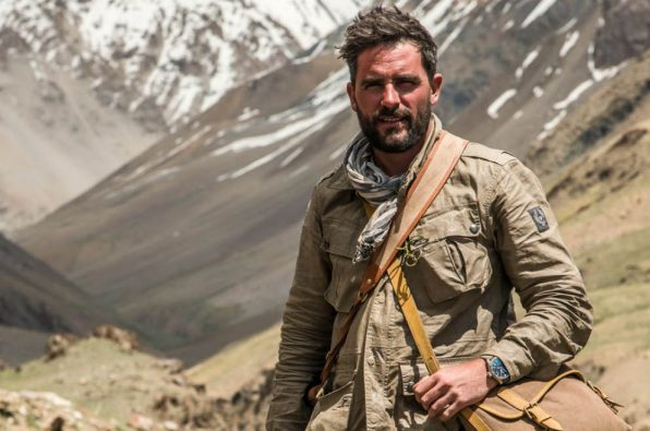 Levison Wood on adventure