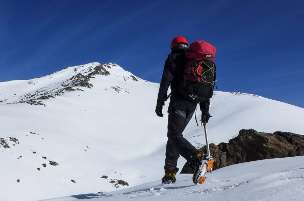 Trekker continues his descent on the Georgia adventure with Secret compass