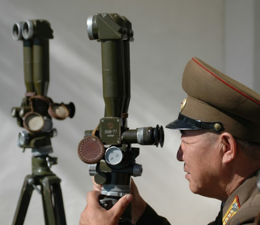 North Korea Army official