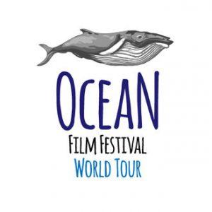 Ocean Film Festival logo for Secret Compass site