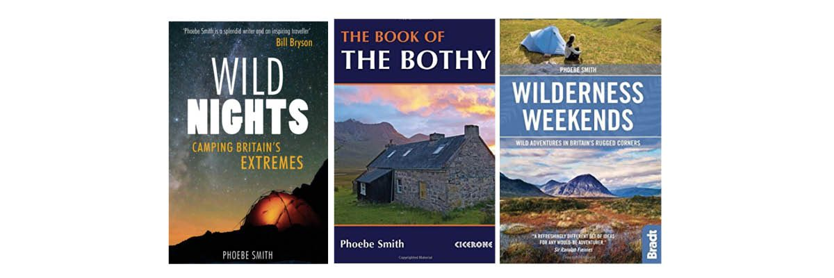 Phoebe Smith books