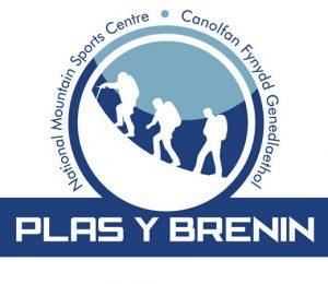 Plas Y Brenin logo