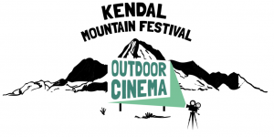 Kendal Mountain Outdoor Cinema logo for Secret Compass expeditions site