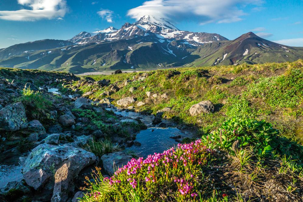 Kamchatka awesome views