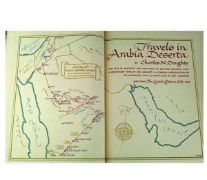Travels in Arabia Deserta - Siani desert