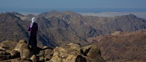 Sinai traverse expedition