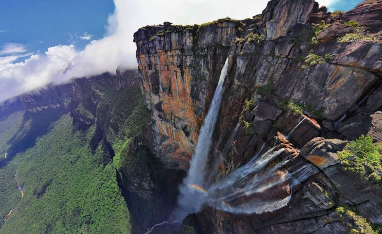 Venezuela, Tepui mountain