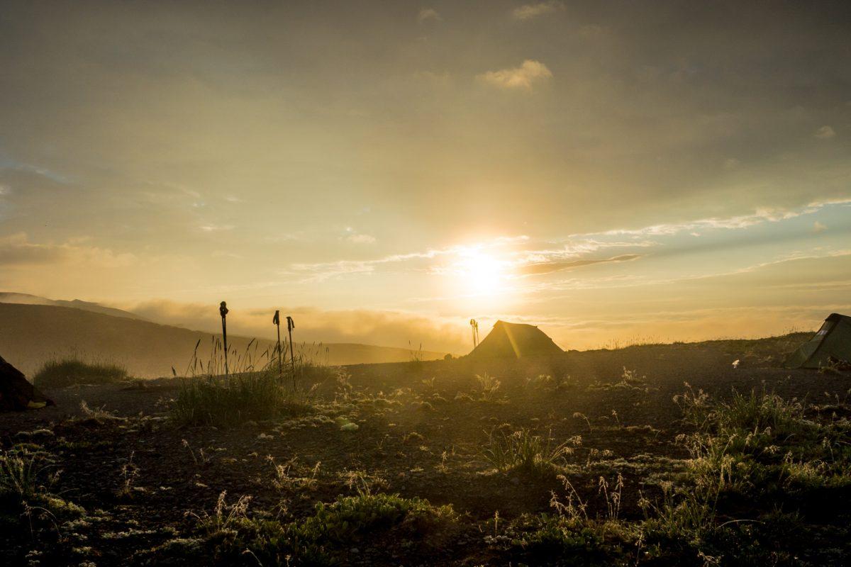 Early morning near Ambon