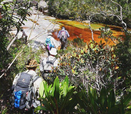 trekking-in-venezuela
