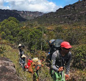 venezuela-trek