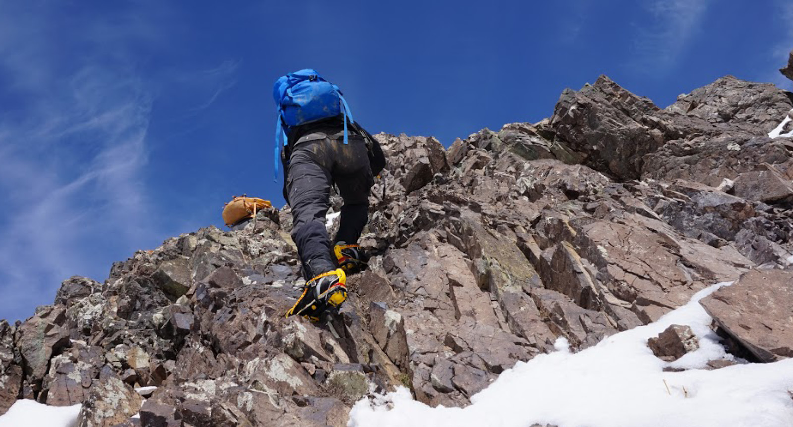 0a644ac1f08 BOOTS AND CRAMPONS - Secret Compass