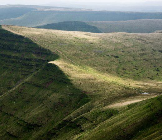 Trekking across Wales on UK Adventure Academy with Secret Compass