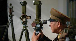 North Korean soilder