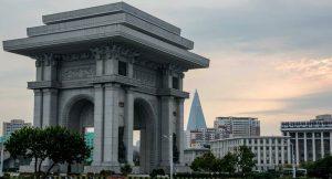 North Korea, Arc of Triumph