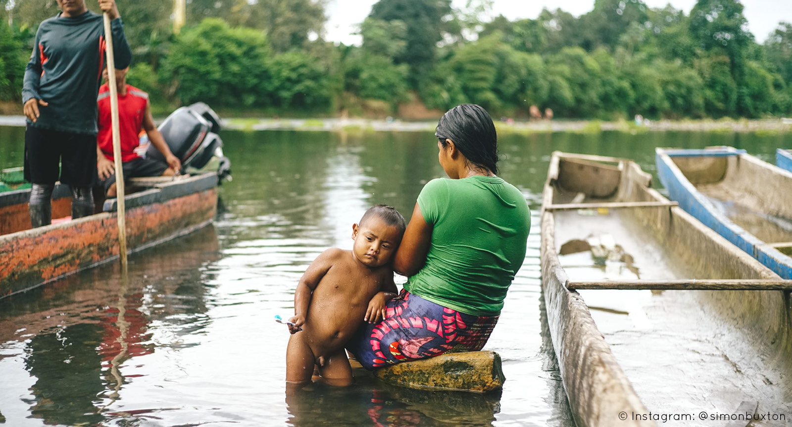 Panama tribal life