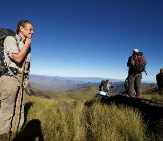 Summit in Madagascar