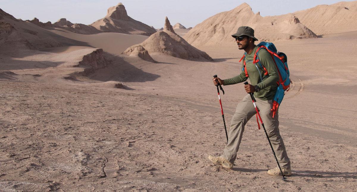 Desert footwear guide - Secret Compass