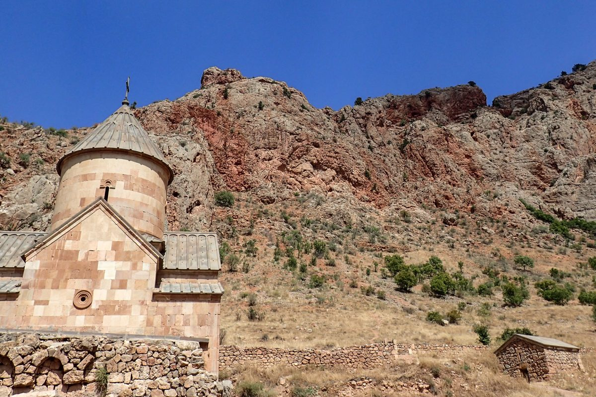 Monastery, Armenia expedition with Secret Compass, joined by Tom Allen of the Transcaucasian trail10