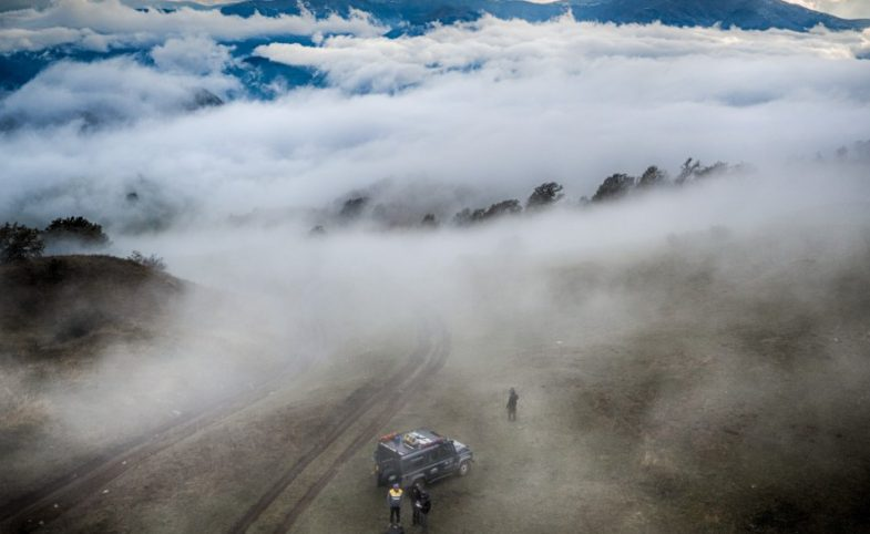 Land Rover image (c) Tom Allen, Armenia expedition with Secret Compass, joined by Tom Allen of the Transcaucasian trail3